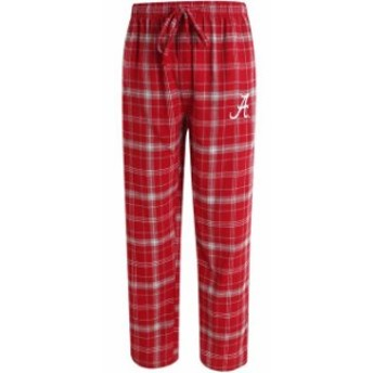 Concepts Sport コンセプト スポーツ スポーツ用品  Concepts Sport Alabama Crimson Tide Crimson College Ultimate Flannel Pants