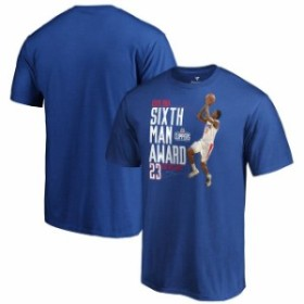 Fanatics Branded ファナティクス ブランド スポーツ用品  Fanatics Branded Lou Williams LA Clippers Royal 2019 NBA Sixth Man Award