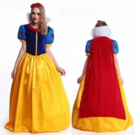 新型ハロウィン白雪姫スカートコスプレ成人DS女性演目衣装