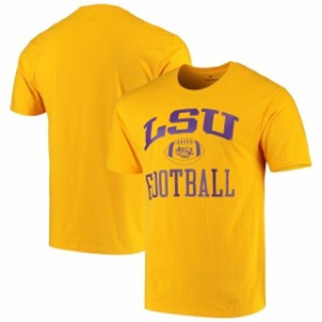 Fanatics Branded ファナティクス ブランド スポーツ用品  Fanatics Branded LSU Tigers Gold Neutral Zone T-Shirt