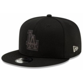 New Era ニュー エラ スポーツ用品  New Era Los Angeles Dodgers Black 2019 Players Weekend 9FIFTY Adjustable Snapback Hat