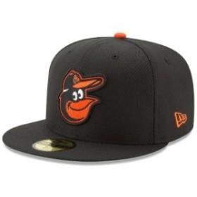 New Era ニュー エラ スポーツ用品  New Era Baltimore Orioles Black Diamond Era 59FIFTY Fitted Hat