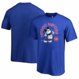 Fanatics Branded ファナティクス ブランド スポーツ用品  Fanatics Branded Detroit Pistons Youth Blue Disney Mickeys True Original