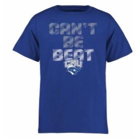 Fanatics Branded ファナティクス ブランド スポーツ用品  Christopher Newport University Captains Youth Royal Cant Be Beat T-Shirt