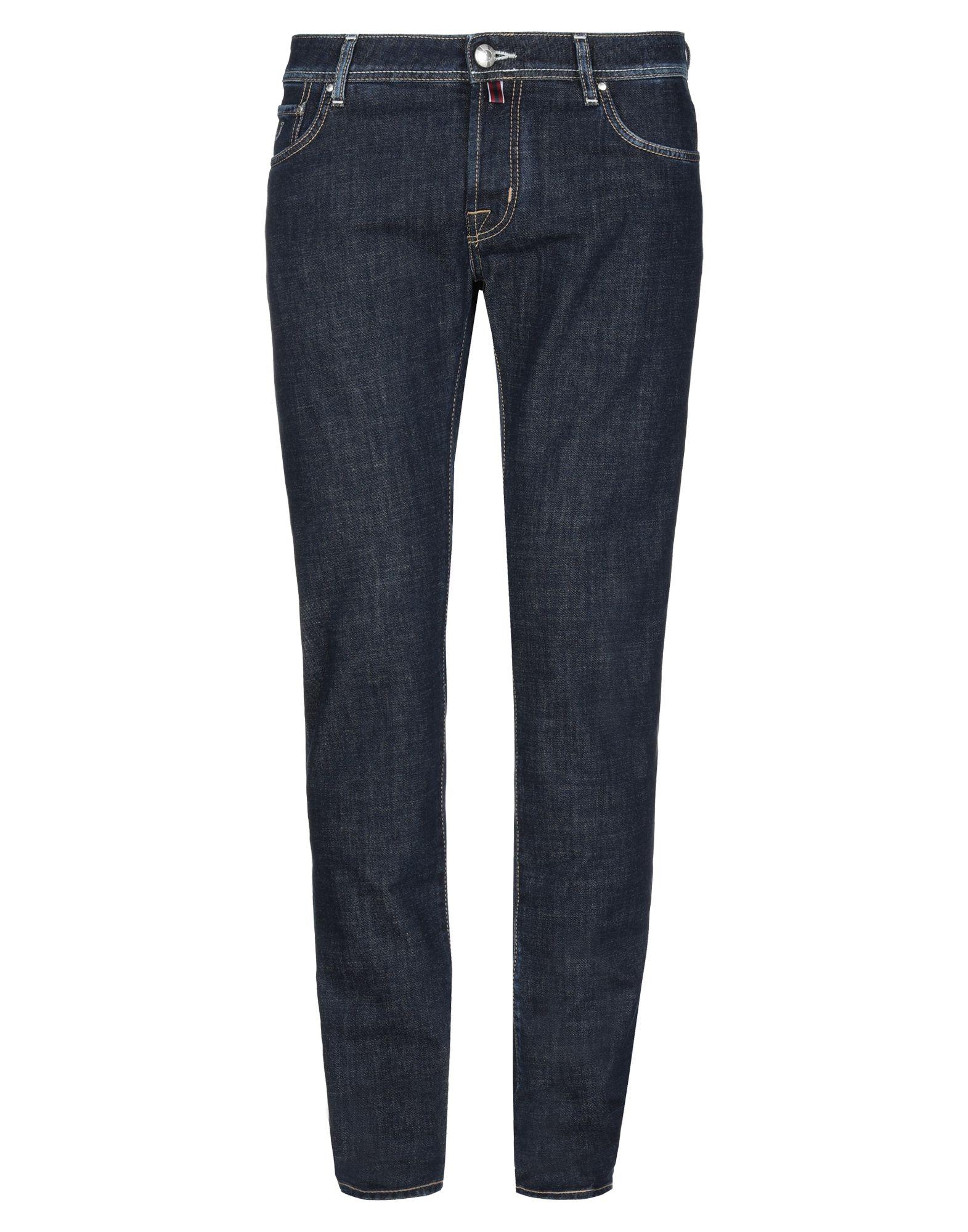 JACOB COHЁN Denim pants - Item 42766404