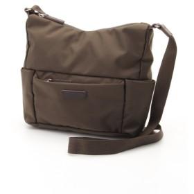 40%OFF Y'SACCS(bag) (イザック(バック)) 軽量ナイロンカジュアルショルダー カーキ