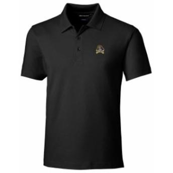 Cutter & Buck カッター アンド バック スポーツ用品  Cutter & Buck ECU Pirates Black Forge Tailored Fit Polo