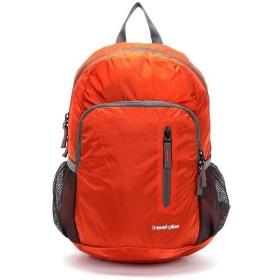 トラベルプラス TP7501 オレンジ リュックサック 約17L