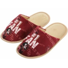 Forever Collectibles フォーエバー コレクティブル スポーツ用品  Florida State Seminoles Youth Scuff Slide Slippers