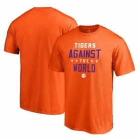 Fanatics Branded ファナティクス ブランド スポーツ用品  Fanatics Branded Clemson Tigers Orange Against The World T-Shirt