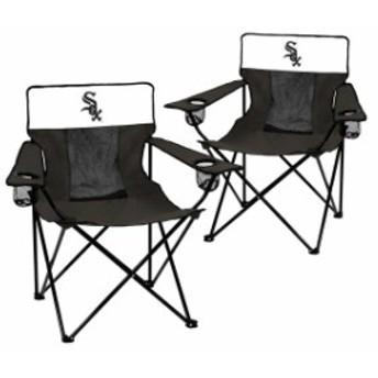 Logo Inc. ロゴ スポーツ用品  Chicago White Sox 2-Pack Elite Chair Set