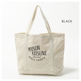 (import select Musee/import select Musee)SHOPPING BAG キャンバス トートバッグ AU05100WW0008 CU05104WW0008 カラー2色 ユニセックス/ユニセックス BLACK