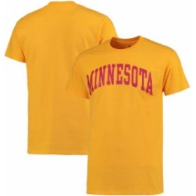 Fanatics Branded ファナティクス ブランド スポーツ用品  Fanatics Branded Minnesota Golden Gophers Gold Basic Arch T-Shirt