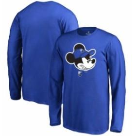 Fanatics Branded ファナティクス ブランド スポーツ用品  Fanatics Branded Montreal Impact Youth Blue Disney Game Face Long Sleeve