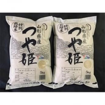 【令和元年産】山形県産特別栽培つや姫10kg(5kg×2袋)【S834】