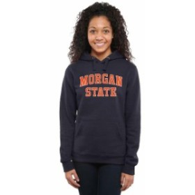 Fanatics Branded ファナティクス ブランド スポーツ用品  Morgan State Bears Womens Navy Everyday Pullover Hoodie