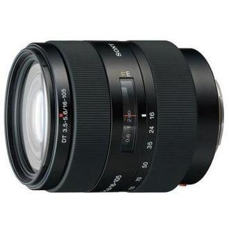 展示機出清!SONY SAL-16105 鏡頭(公司貨) 最短對焦距離均為40cm 焦距約為廣角24mm到中望遠157mm