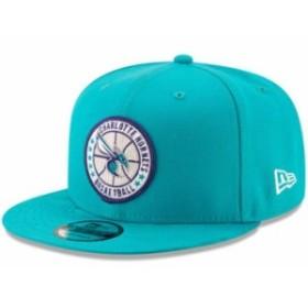 New Era ニュー エラ スポーツ用品  New Era Charlotte Hornets Teal 2018 Tip-Off Series Team 9FIFTY Adjustable Hat