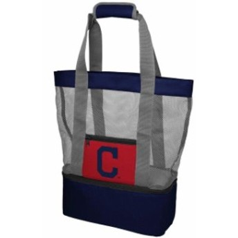 Forever Collectibles フォーエバー コレクティブル スポーツ用品  Cleveland Indians Mesh Beach Tote Cooler