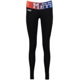 Concepts Sport コンセプト スポーツ スポーツ用品  Concepts Sport New York Mets Womens Black Dynamic Leggings