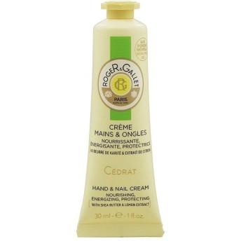 ロジェガレ ROGER&GALLET シトロン(セドラ) ハンド・ネイルクリーム 30ml 香水 フレグランス CEDRAT HAND & NAIL CREAM