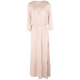 《セール開催中》VICOLO レディース ロングワンピース&ドレス ライトピンク one size レーヨン 100%