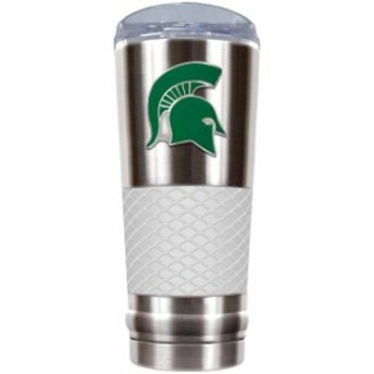 Great American Products ゲット アメリカン プロダクツ スポーツ用品  Michigan State Spartans White 24oz. Draft Tumbler