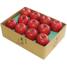 工藤保さんの減農薬で育てた葉取らずりんご