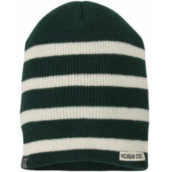Top of the World トップ オブ ザ ワールド スポーツ用品  Top of the World Michigan State Spartans Womens Green Rainbow Knit Beanie
