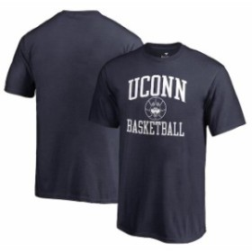 Fanatics Branded ファナティクス ブランド スポーツ用品  Fanatics Branded UConn Huskies Youth Navy Team In Bounds T-Shirt