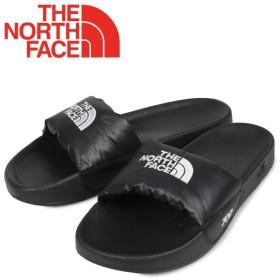 ノースフェイス THE NORTH FACE ヌプシ スライド サンダル スポーツサンダル メンズ NUPTSE SLIDE ブラック 黒 T947AH
