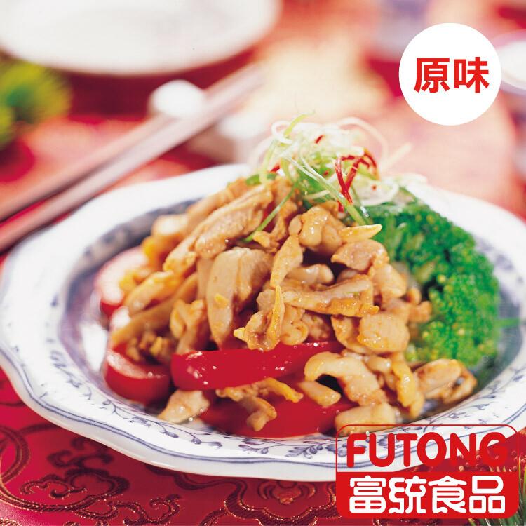 富統食品菲力雞柳15粒(55公克/粒)-原味/辣味任選 (免運組)