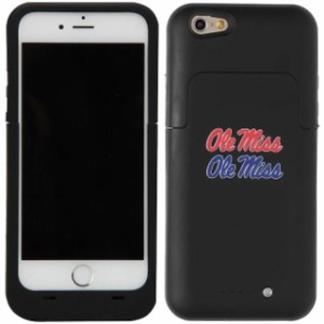 Hoot フート スポーツ用品  Ole Miss Rebels iPhone 6/6S Boost Charging Case