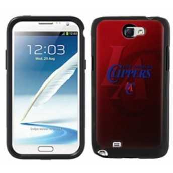 Coveroo カバーロ スポーツ用品  LA Clippers Samsung Galaxy Note II Snap-On Case