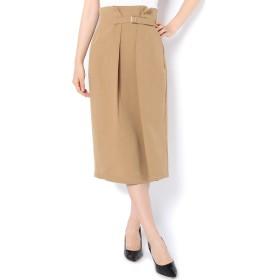 GALLARDAGALANTE(ガリャルダガランテ)/ベルト使いタイトスカート