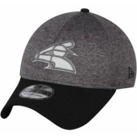 New Era ニュー エラ スポーツ用品  New Era Chicago White Sox Heathered Gray/Black 39THIRTY Shadow Tech Color Pop Flex Hat