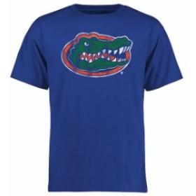 Fanatics Branded ファナティクス ブランド スポーツ用品  Florida Gators Blue Big & Tall Classic Primary T-Shirt