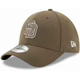 New Era ニュー エラ スポーツ用品  New Era San Diego Padres Olive Alternate Team Classic 39THIRTY Flex Hat