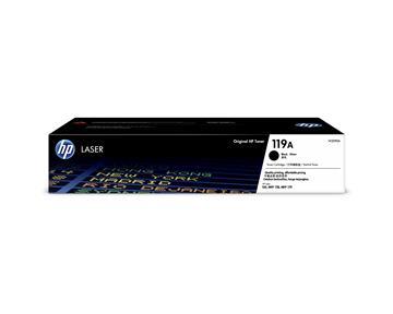 惠普HP 119A 黑色原廠碳粉匣(W2090A)