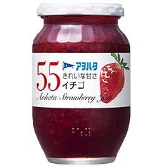 アヲハタ 55 イチゴ 400g瓶×6個入