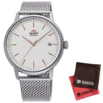 (クロスセット)(国内正規品)(オリエント)ORIENT 腕時計 RN-AC0E07S (コンテンポラリー)CONTEMPORARY メンズ 自動巻