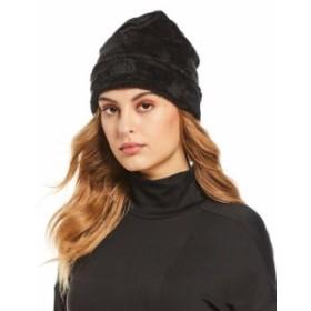 ノースフェイス レディース 帽子 アクセサリー Osito Fleece Beanie TNF Black