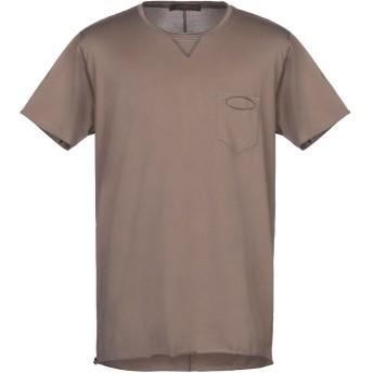 《セール開催中》JEORDIE'S メンズ T シャツ ダークブラウン 3XL コットン 100%