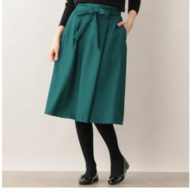 【MACKINTOSH PHILOSOPHY:スカート】ソフトウールジョーゼットスカート