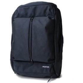 [ポーター]PORTER アップサイド UPSIDE 3WAY BRIEFCASE 532-17902 ネイビー/50