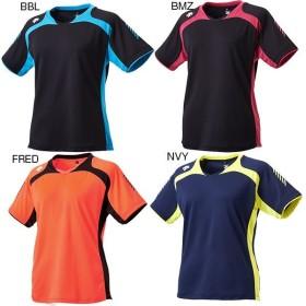 デサント メンズ 半袖プラクティスシャツ バレーボールウェア トレーニング DVWLJA51