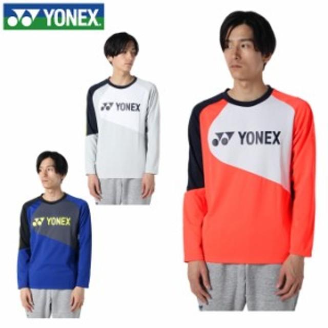 ヨネックス(YONEX) ライトトレーナー フィットスタイル ヒートカプセル ユニセックス テニスウェア バドミントンウェア 31034