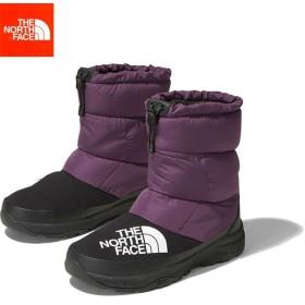 【ノースフェイス】THE NORTH FACE Nuptse Down Bootie  ヌプシ ダウン ブーティーNF51877-WK 男女 冬 防水 雪 スノー ブーツ 19FW