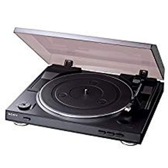 ソニー SONY ステレオレコードプレーヤー USB端子搭載 PS-LX300USB(中古品)