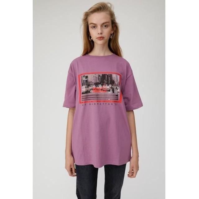 [マルイ] 80S STREET SCENE Tシャツ/マウジー(MOUSSY)